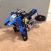 LegoX Avatar