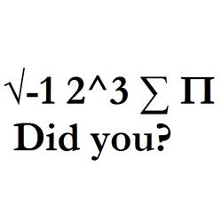 sqrt-1 Avatar
