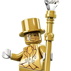 Mr. Golden Brick Avatar