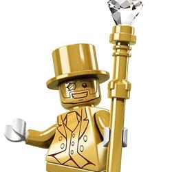 Mr. Golden Brick Avatar