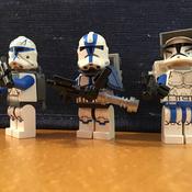 Echo Legos Avatar
