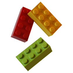 3 Brick Friends Avatar