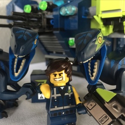 LEGO-IN-SPACE Avatar