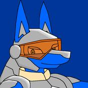 Cyborg-Lucario Avatar