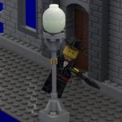 Leonardo da Lego Avatar