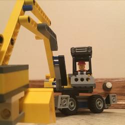 The construction builder Avatar