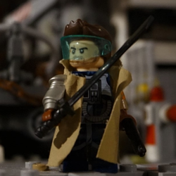 Legofin. Avatar