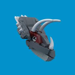 Brickyceratops Avatar