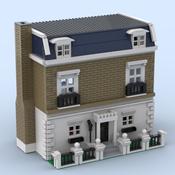 Lego Mary Poppins Avatar