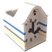 Cube Carré Avatar