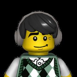 Sandy Lego Avatar