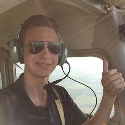 JTS Pilot Avatar