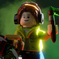 Legozavr Avatar