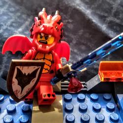 Dark Dragon Knight Avatar