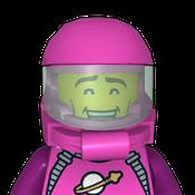 Legokongen Avatar