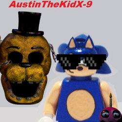 Austin The Kid X-9 Avatar