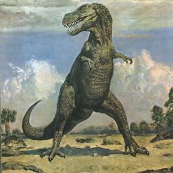 Legosaurus Rex Avatar