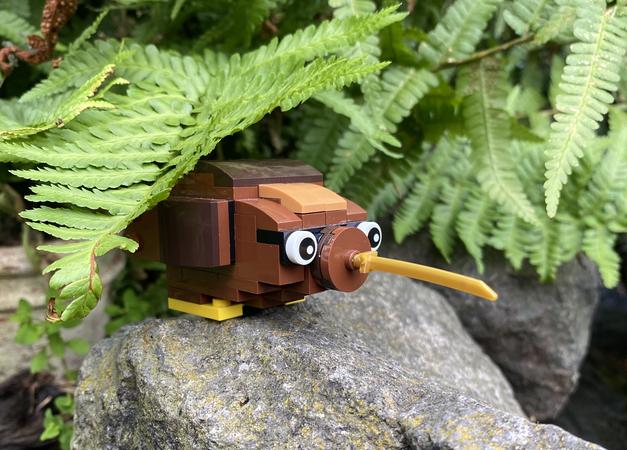 Lego Ideas Kiwi Bird