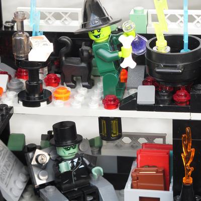 LEGO IDEAS - Product Ideas - Mysterious Castle