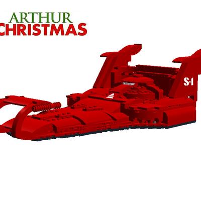 Lego Ideas Arthur Christmas