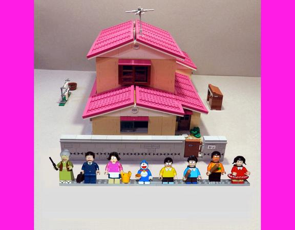 Lego Ideas Doraemon Nobi S House