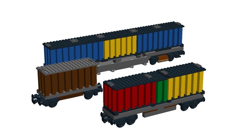Lego 9V RC Eisenbahn TRAIN 10016 Waggon Kesselwaggon Octan WAGON CAR