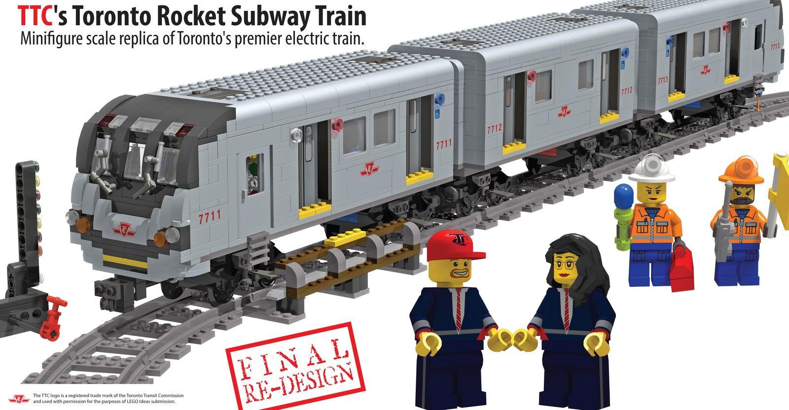 LEGO Ideas: 12 Entwürfe schaffen es in die letzte Review-Phase 2019 (Robert Steinmetz) - 20