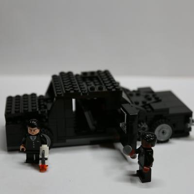 Lego Ideas Product Ideas Men In Black Mib Crown