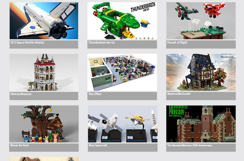 10 Product Ideas Qualify for the Second 2019 LEGO Ideas Review Image