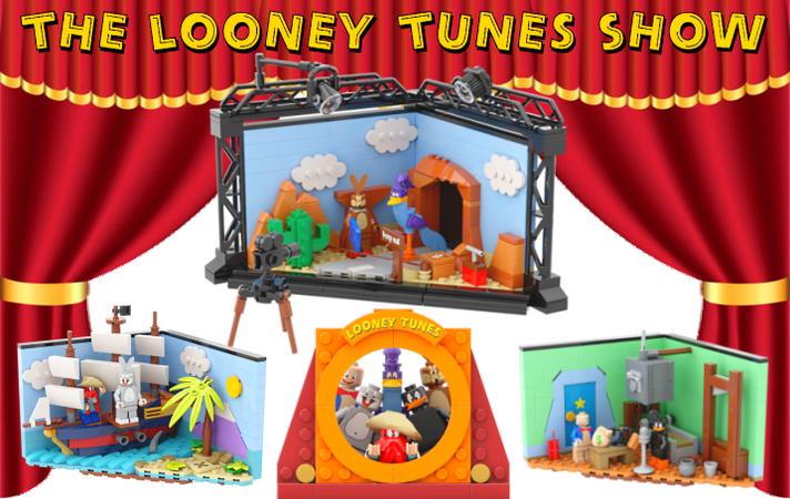 Lego Ideas The Looney Tunes Show