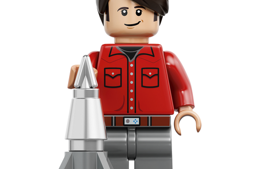 Sneak peek: Minifigures from upcoming LEGO The Big Bang Theory set! Image
