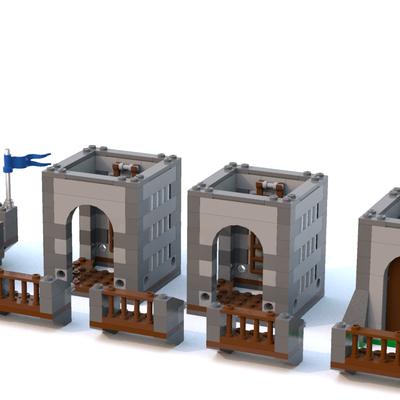 LEGO IDEAS - - Modular Castle