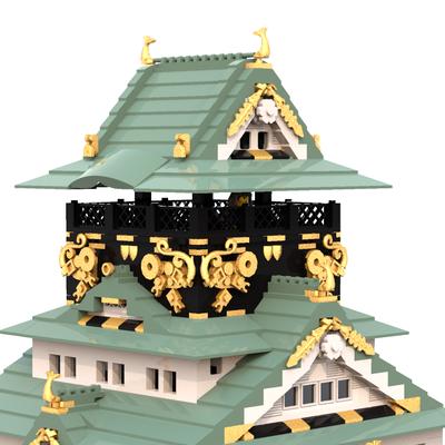 LEGO IDEAS - - Osaka Castle