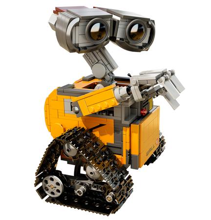LEGO 21303 Ideas Wall-E