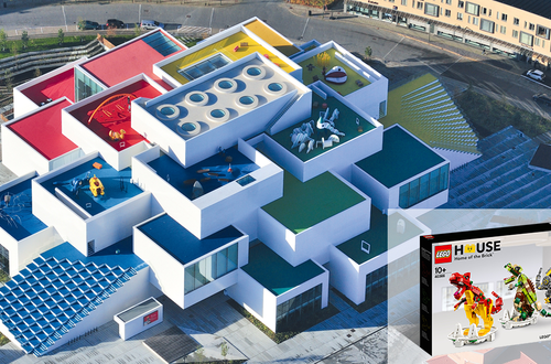 Announcing The 'Help Decorate The LEGO House' Contest Winners! Image