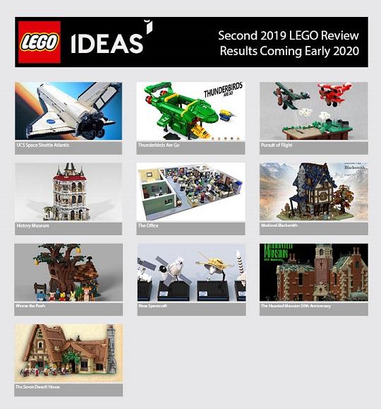 LEGO Ideas: 12 Entwürfe schaffen es in die letzte Review-Phase 2019 (Robert Steinmetz) - 26