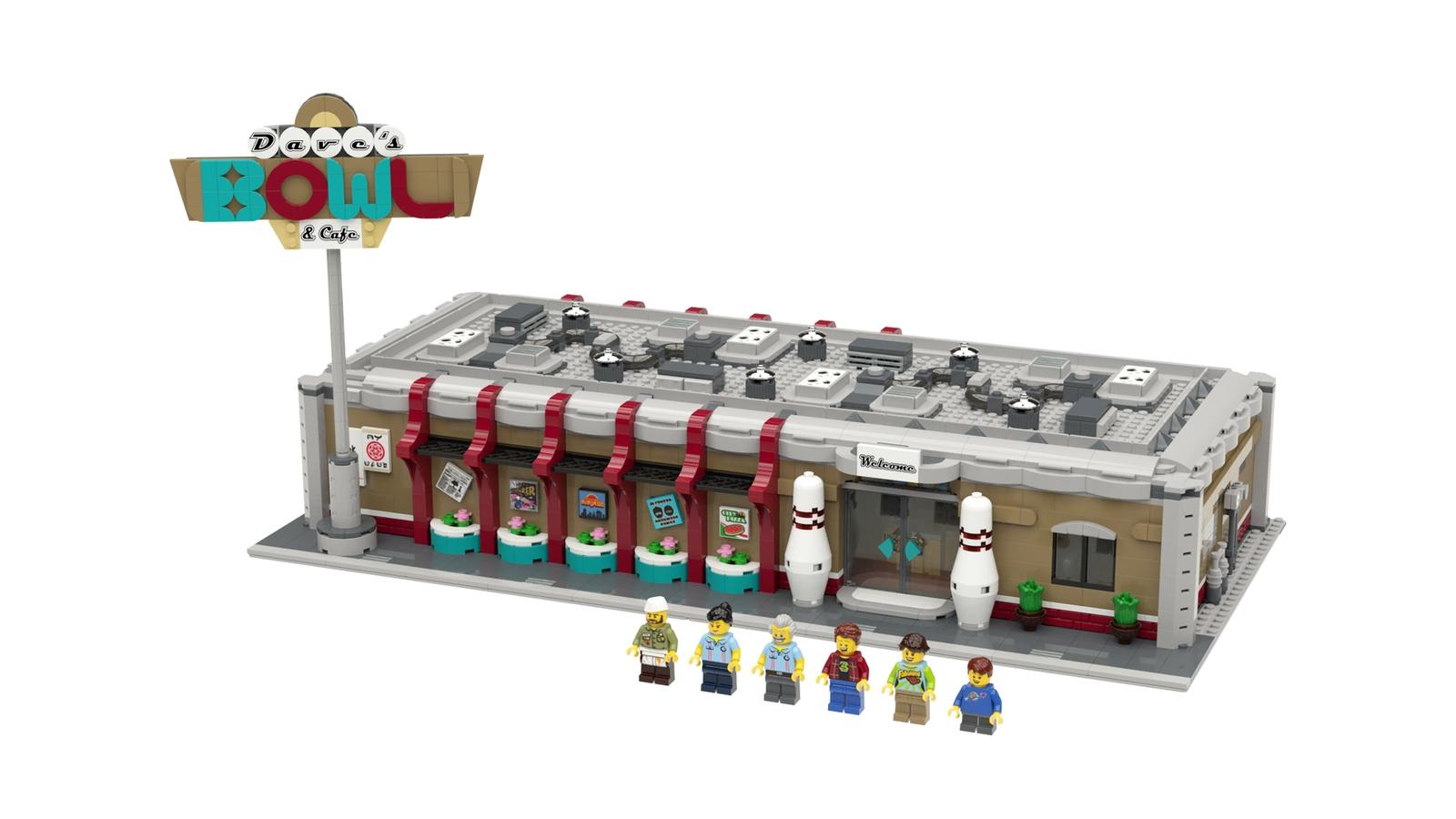 LEGO Ideas: Erste Review-Phase 2020 mit 26 Einreichungen (Robert Steinmetz) - 16