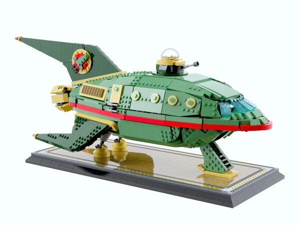 LEGO Ideas: 12 Entwürfe schaffen es in die letzte Review-Phase 2019 (Robert Steinmetz) - 8
