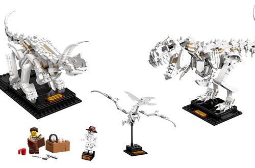 Introducing LEGO® Ideas 21320 Dinosaur Fossils Image