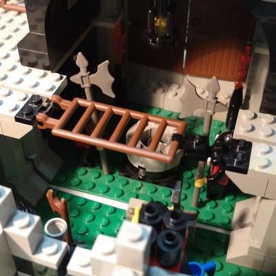 LEGO IDEAS - - Medieval Castle