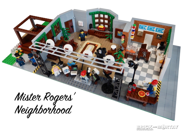 Lego Ideas Mister Rogers Neighborhood