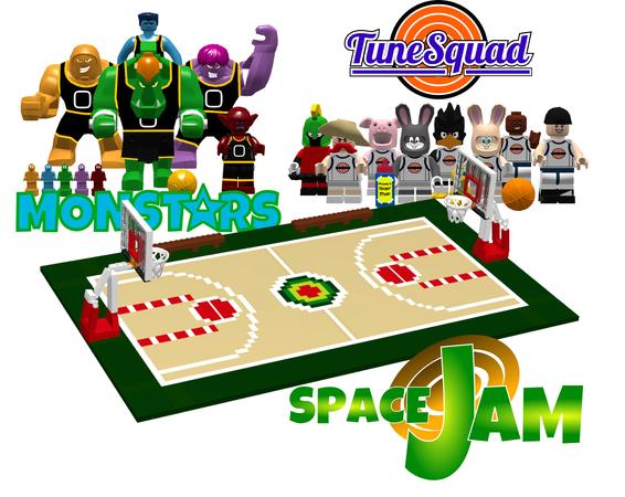 Lego Ideas Space Jam