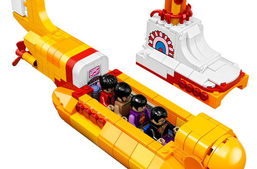 LEGO® 21306 Yellow Submarine - Available Today! Image