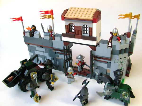 LEGO IDEAS - - Castle Builders