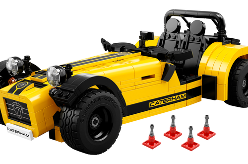 LEGO® 21307 Caterham Seven 620R - Now Available Image
