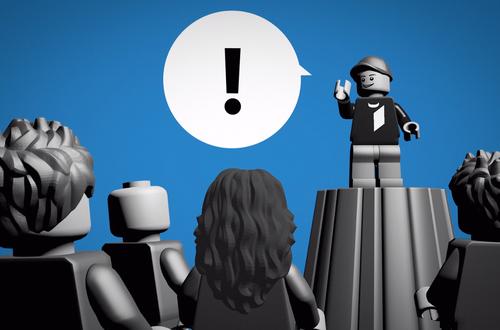 We've made updates to LEGO Ideas! Image