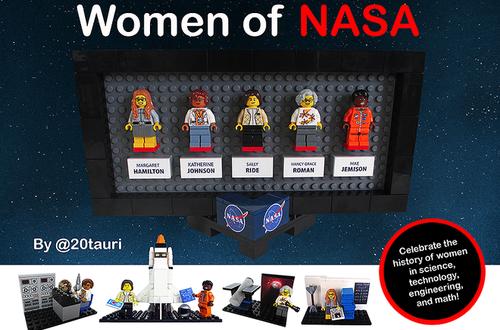 10K Club Interview: Meet Maia Weinstock of Women of NASA Image