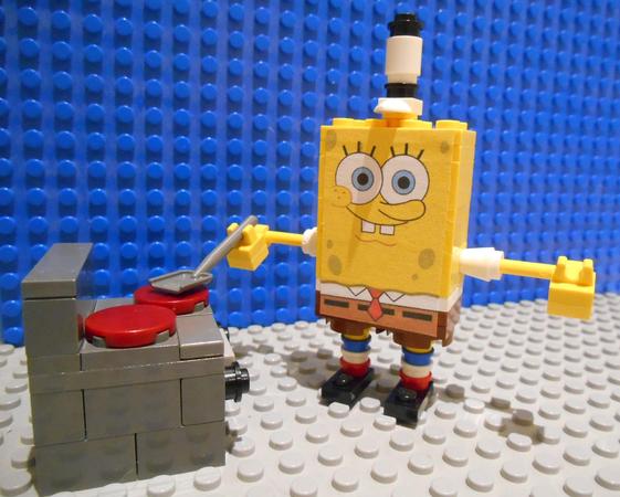 Lego Ideas Lego Spongebob