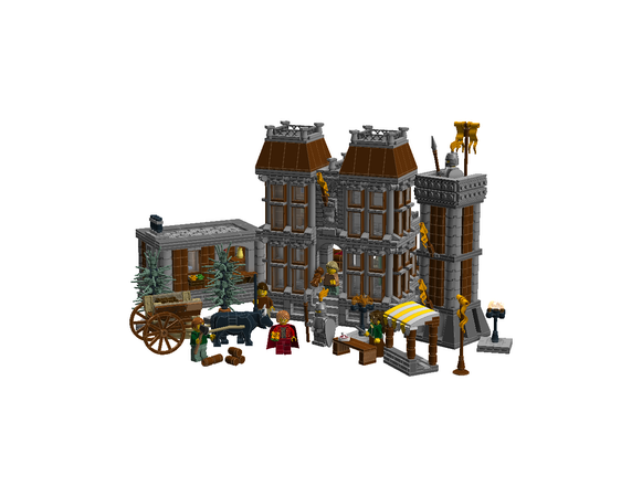 LEGO IDEAS - Product Ideas - The Castle Marketplace