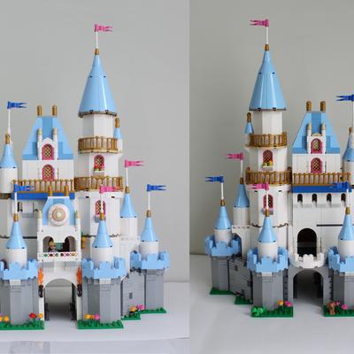 LEGO IDEAS - - Disney Castle